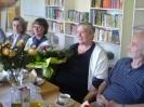 Geburtstag von Frau S. im Offenen Tagestreff