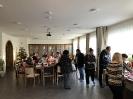 Jahresabschluss im Café Krabbelkiste