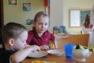 Kinder-Väter-Frühstück Ostervorbereitung