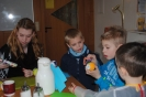 Kinder-Väter-Frühstück: Upcycling