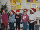 Weihnachtsfeier im Offenen Tagestreff 2014